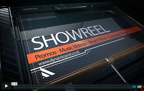 Making you Video Showreel